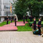 Homenaje a los Mossos fallecidos en acto de servicio