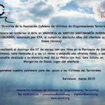 Misa en memoria de Santos Santamaría Avendaño