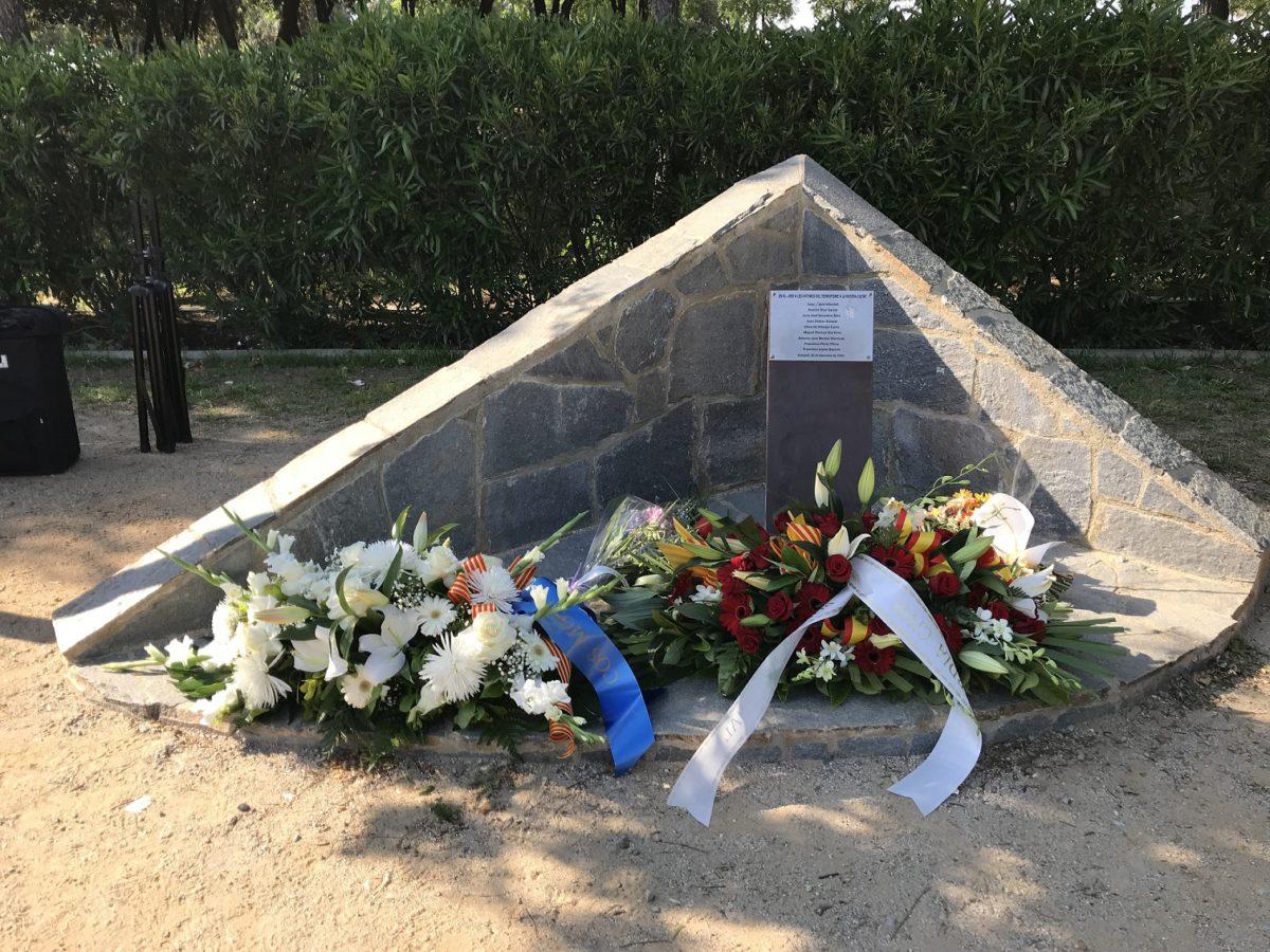 40 aniversari de l'assassinat de Juan Bisbal Vilardell