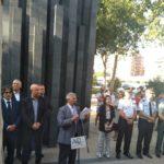 Barcelona recuerda a las victimas del atentado de Hipercor en el 32 aniversario